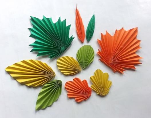Hojas De Papel Semi Origami